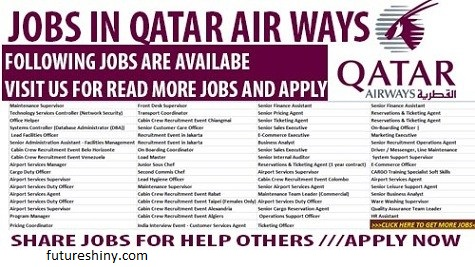 QATAR Airways Recruitment 2019