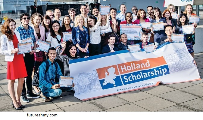Holland Scholarship for International Students 2019 in the Netherlands