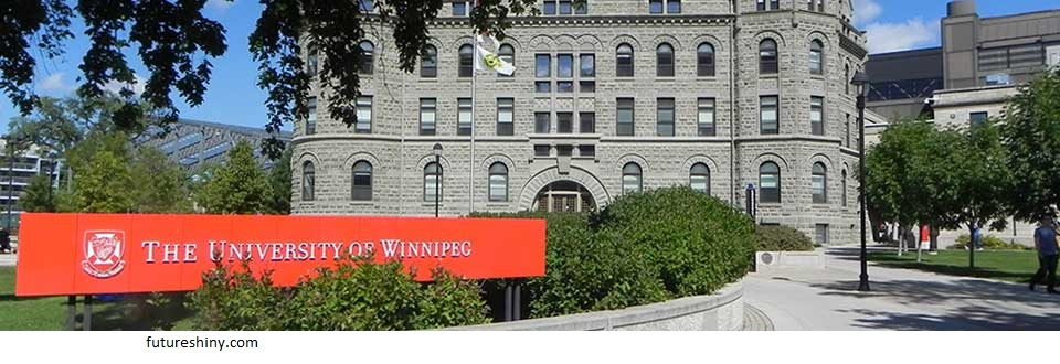 President's Scholarship for World Leaders, University of Winnipeg, Canada, 2019