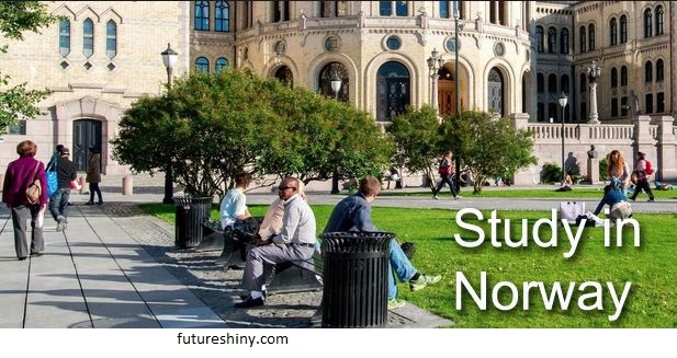 STUDY IN NORWAY ADMISSION PROCESS