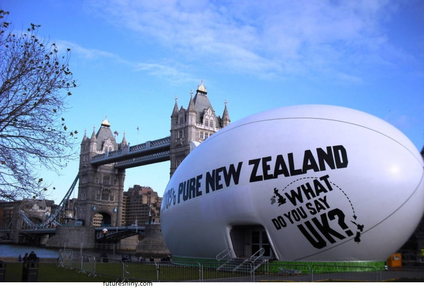 STUDY TOURISM IN NEW ZEALAND
