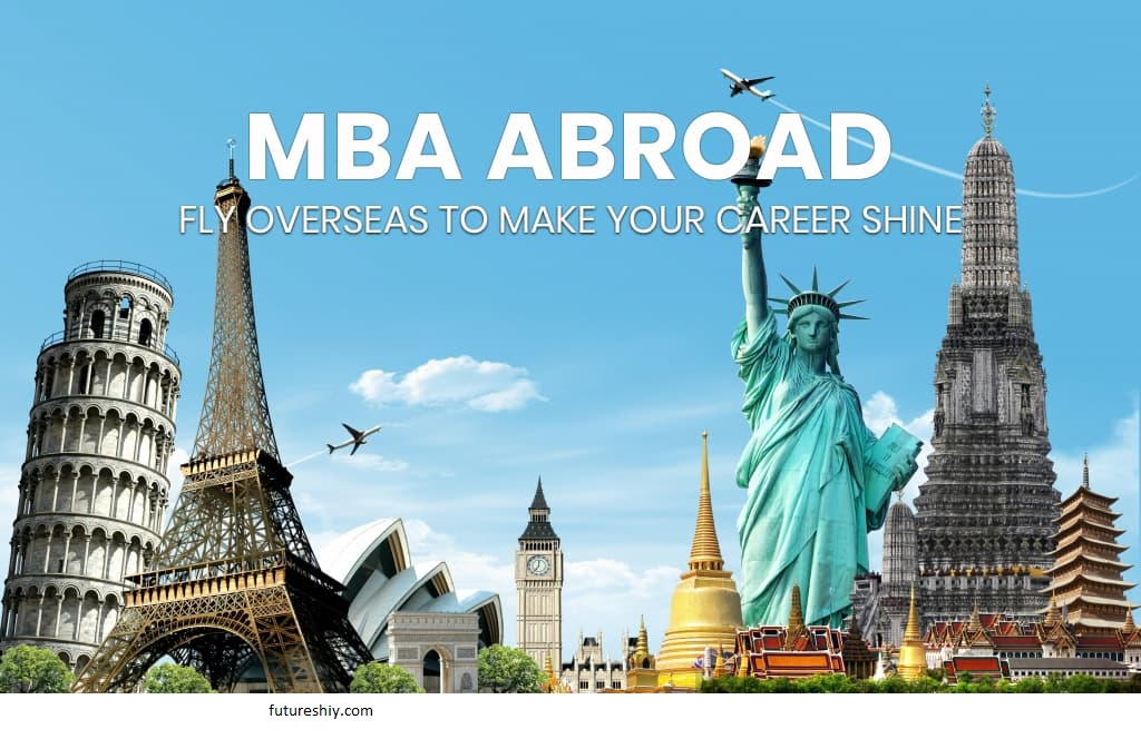 Aspects to consider to study an MBA or other masters abroad
