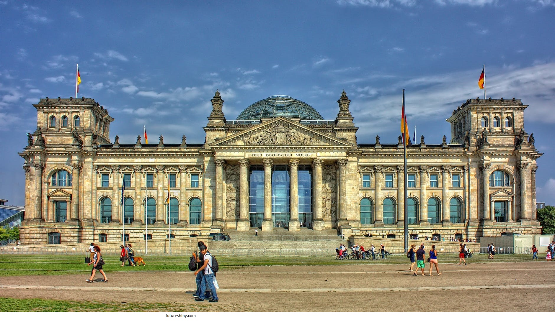 NINE SCHOLARSHIPS IN GERMANY: FIRST STEPS OF THE PROCESS